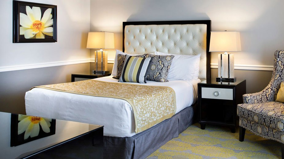 Classic Queen Rooms in Ambassador Tulsa Autograph Collection Hotel Tulsa Oklahoma