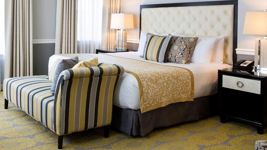 Executive King Rooms in Ambassador Tulsa Autograph Collection Hotel Tulsa Oklahoma